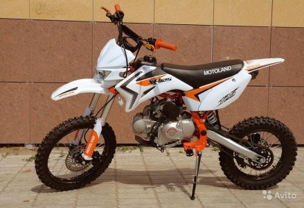 Запчасти на Motoland XR 125 Monster (33)