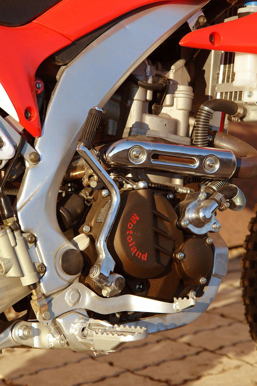 Как сделать защиту на двигатель мотоцикла